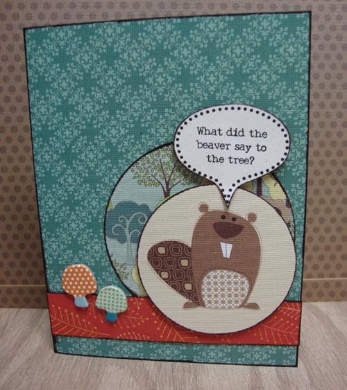 Beaver-card