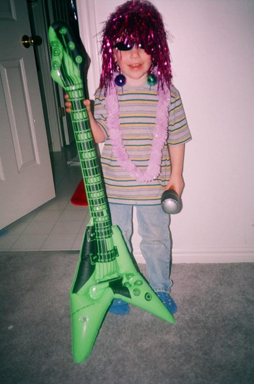 Rocker-tom