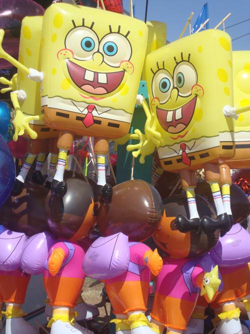 Sponge-bob-toys