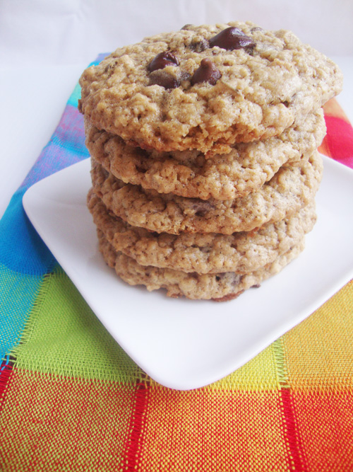 Triple-chocolate-chip-cookies #9