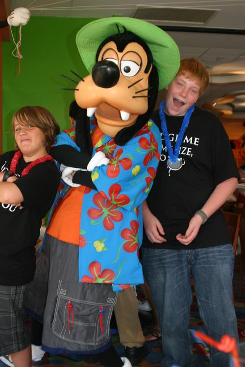Goofy-boys
