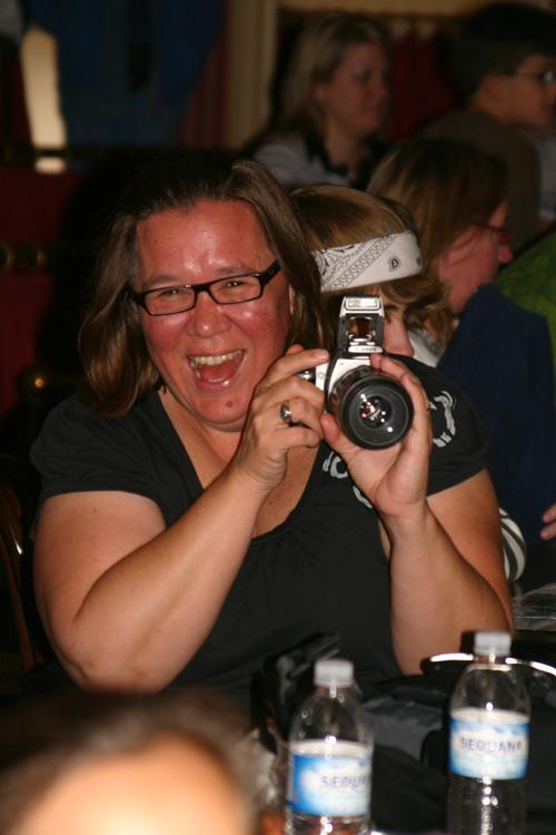 Camera-happy