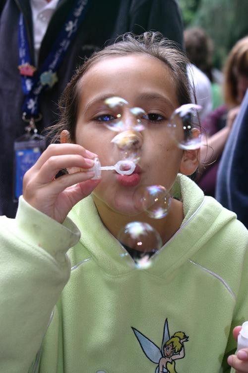 Ellie-blowing-bubbles