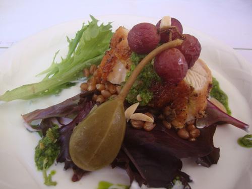 Chicken-dish