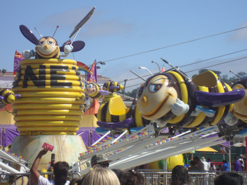 Bee-ride