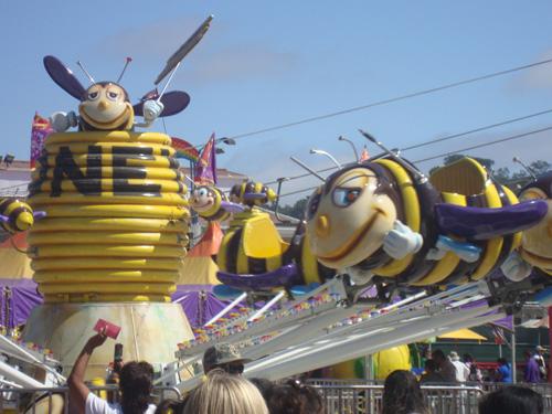 Bee-ride