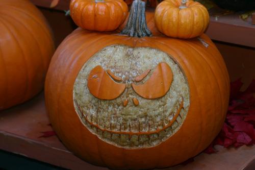Jack-pumpkin