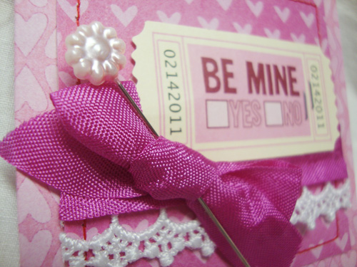 Be-mine-mini-card cu