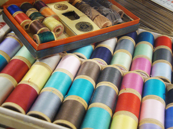 Spools-of-thread